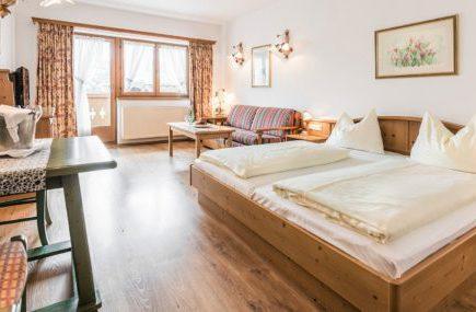 Zimmer im Hotel Lisi