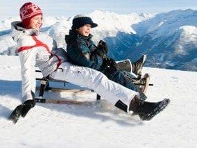 Single Parents on Holiday - Kitzbühel programme Image 1