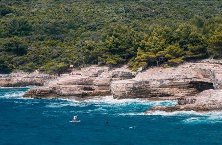 Singlereise Istrien Strand