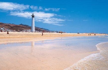Single mit Kind Strandurlaub Fuerteventura