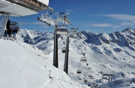 Single mit Kind Skiurlaub Obertauern Lift