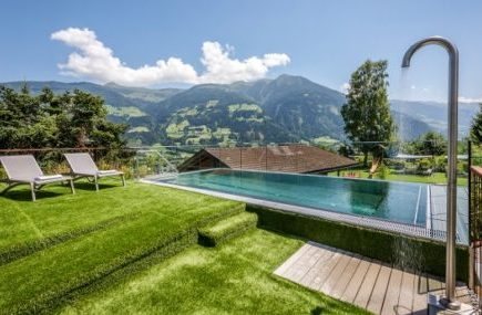 single mit kind aktivurlaub zillertal gartenhotel crystal