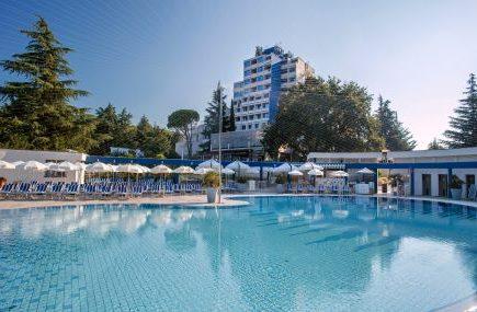 Singlereise Istrien Hotel Valamar Diamant