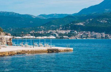 Single mit Kind Strandurlaub in Montenegro Küste
