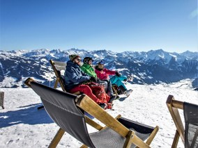 Single Parents on Holiday - Hintertux programme Image 1