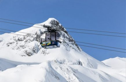 Gletscherbahn Hintertux