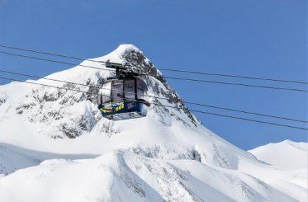 Hintertux Gletscherbahn