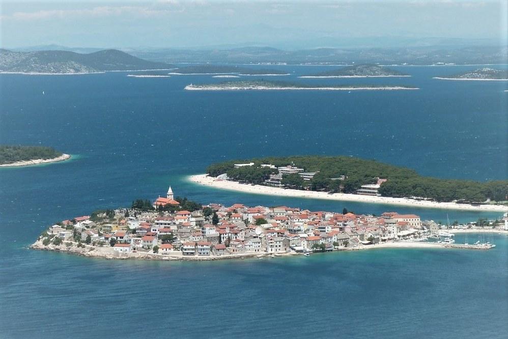 Primosten in Kroatien